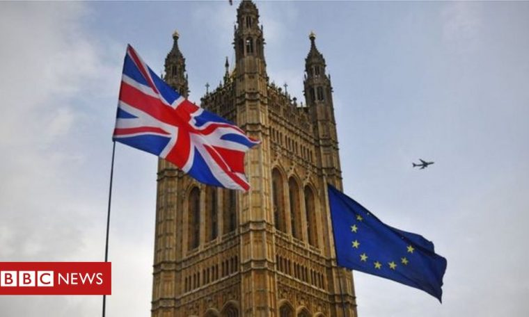 Brexit: Almost 60,000 apply to 'make NI their home'