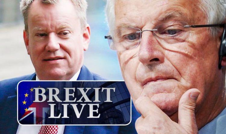 Brexit news: UK heading towards no deal Brexit as EU 'paralysing' talks - insider   Politics   News