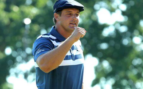 Bryson DeChambeau broke PGA Tour's Shotlink
