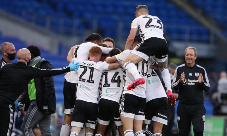 Cardiff City 0-2 Fulham: Josh Onomah and Neeskens Kebano strikes give Bluebirds a mountain to climb in play-off second leg