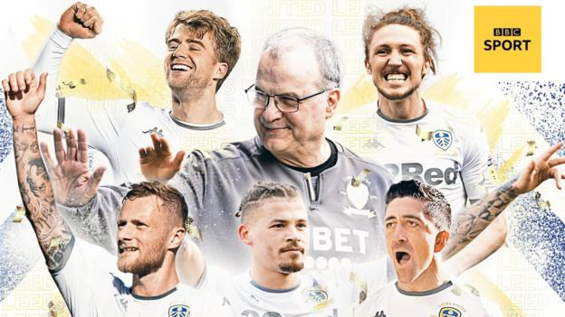 Championship: Leeds United promoted to Premier League after 16-year absence