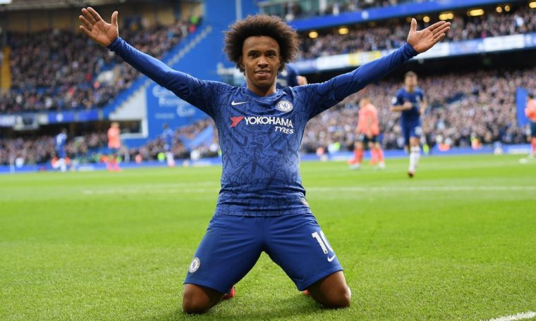 Chelsea's Willian - I prefer MLS after Europe over a return to Brazil