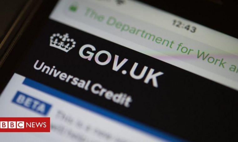 Universal Credit 'failing millions of people', say peers