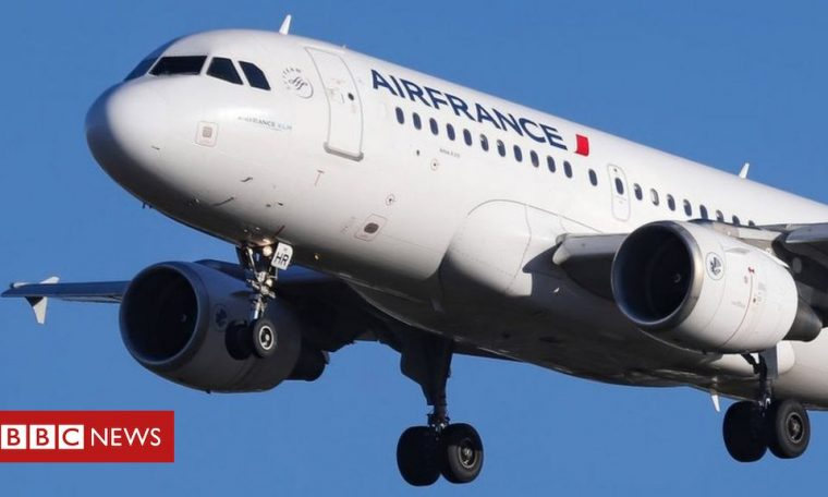 Virus-hammered Air France discussing thousands of job cuts