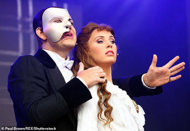 The Phantom of the Opera,which has been running at Her Majesty's Theatre since 1986, has been forced to close
