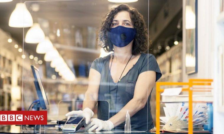 Coronavirus: UK payrolls shrink by 649,000 jobs in lockdown