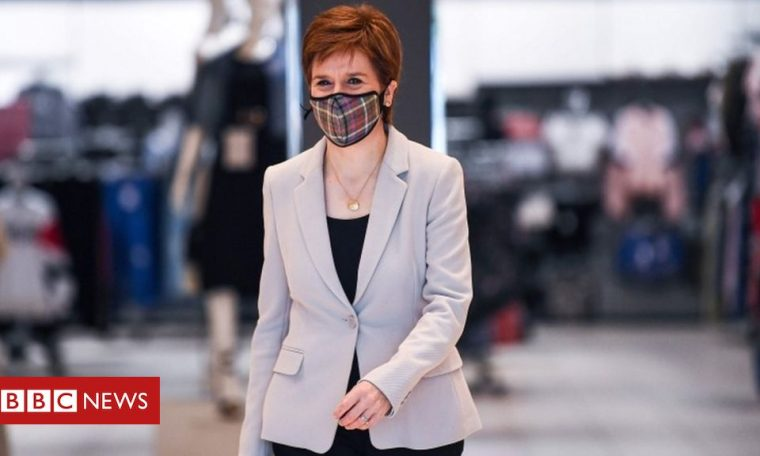 Face coverings to be mandatory for shoppers in Scotland