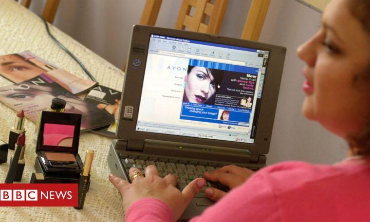 Coronavirus: New Avon sellers double during UK lockdown