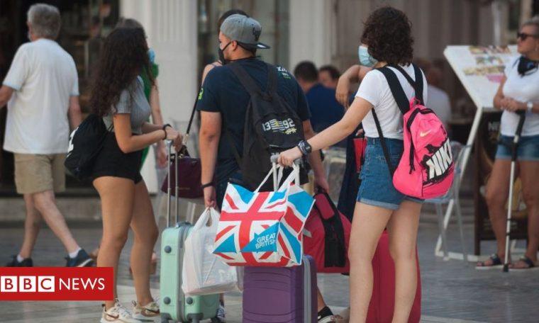 Coronavirus: Tui scraps Spanish holidays over quarantine 'blow'