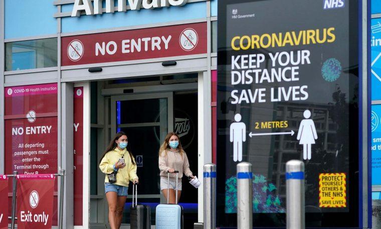 Coronavirus UK update: Latest news as UK warns against travel to Spanish islands