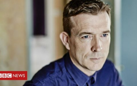 Author David Mitchell: Writing a music novel is 'impossible'