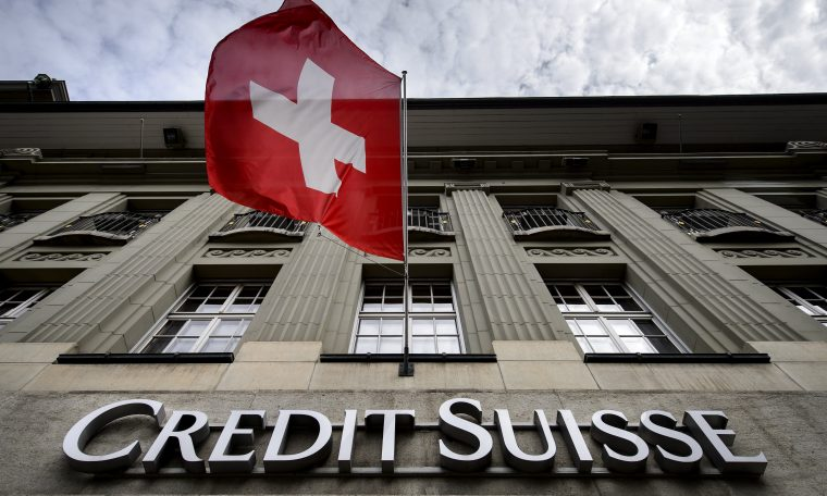 Credit Suisse Q2 2020 earnings