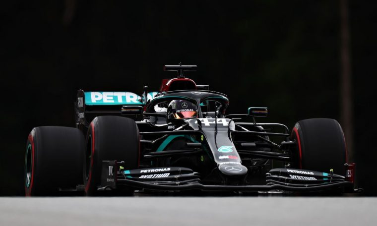 Red Bull lodges protest over Mercedes' controversial DAS system