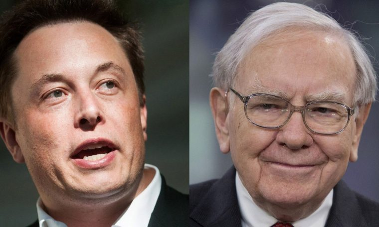 Elon Musk Soars Past Warren Buffett on Billionaires Ranking