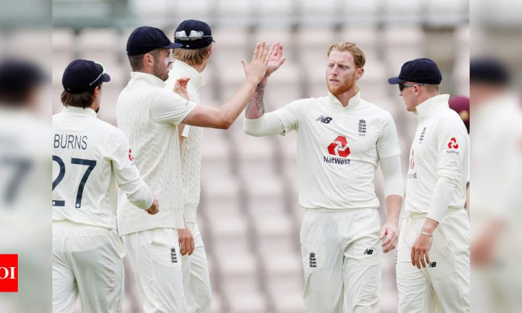 England vs West Indies Live Score, 1st Test: West Indies 159/3 at lunch, trail by 45 runs against England on Day 3 in Southampton | Cricket News