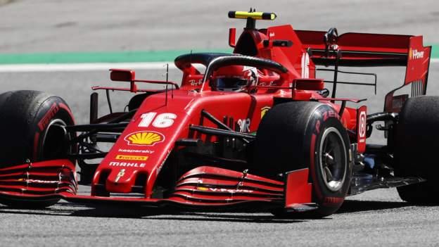 Ferrari bring forward car upgrades for Styrian Grand Prix