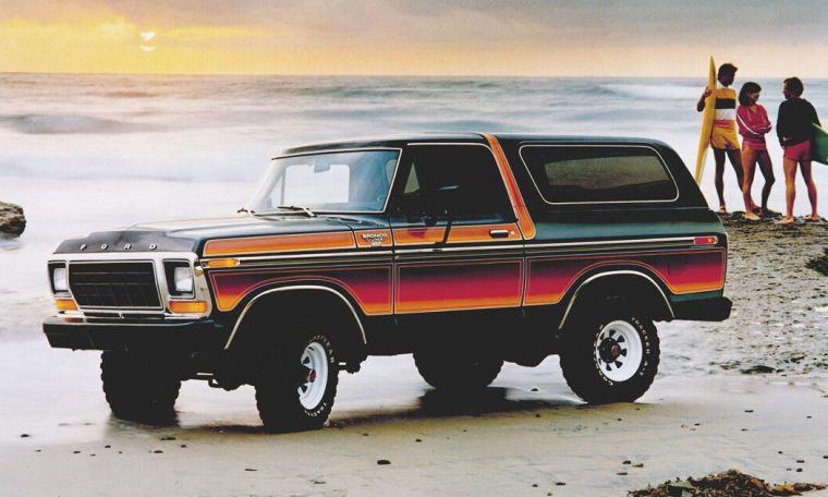 Ford Bronco: A generational look back ahead of the new SUV's reveal