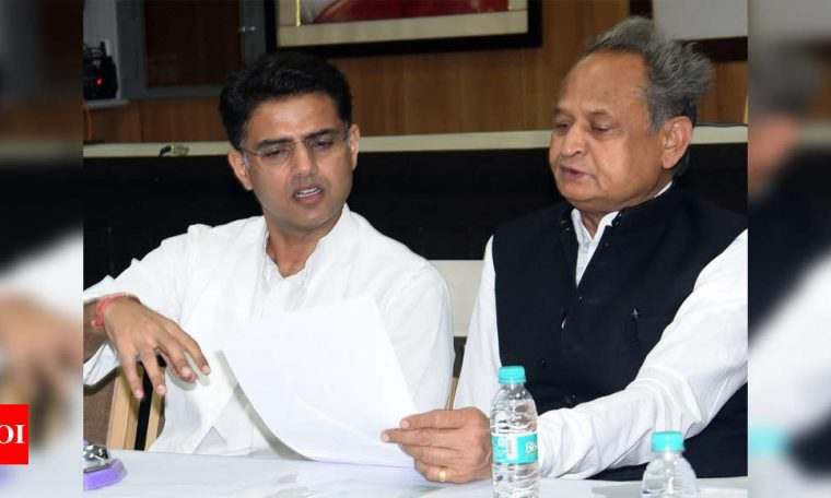 Gehlot attacks Pilot, says 'you were part of horse trading' | India News