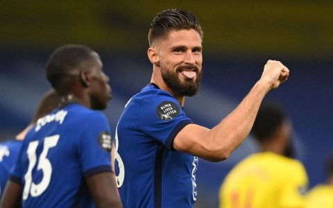 Giroud seizing opportunity to lead Chelsea's line in Lampard's meritocracy. Will Abraham respond?