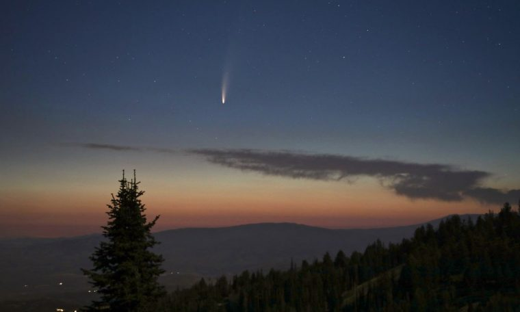 How to photograph Comet NEOWISE: NASA tips for stargazers