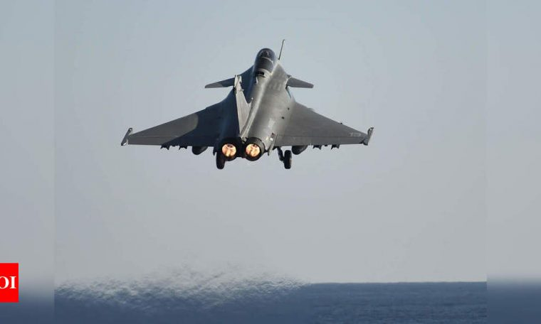 IAF ready for long haul amid row with China, to induct 5 Rafales on July 29 | India News