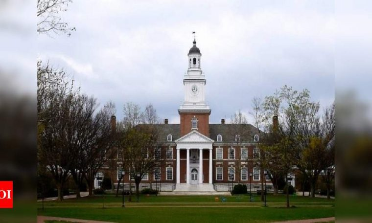 After Harvard & MIT, Johns Hopkins sues Trump admin to block rule on foreign students
