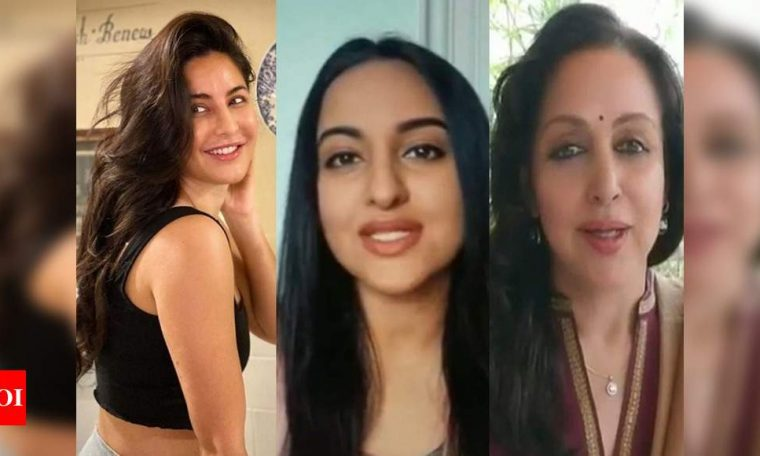 Katrina Kaif, Sonakshi Sinha, Hema Malini and other Bollywood celebs extend Doctor's Day wishes | Hindi Movie News