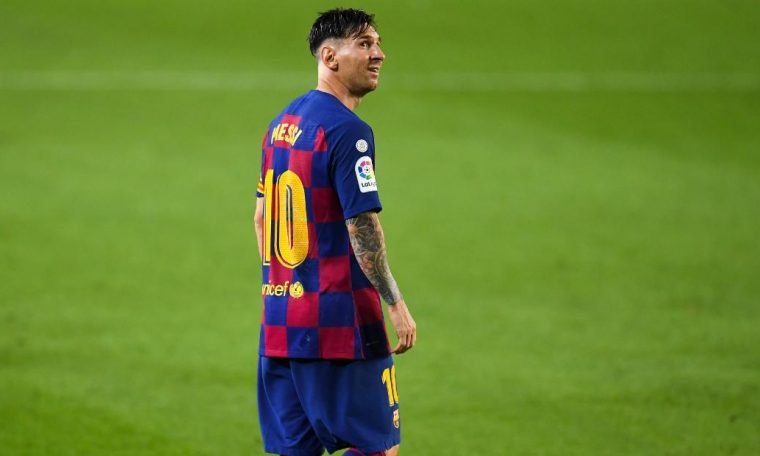 Argentine club ready to re-sign Messi