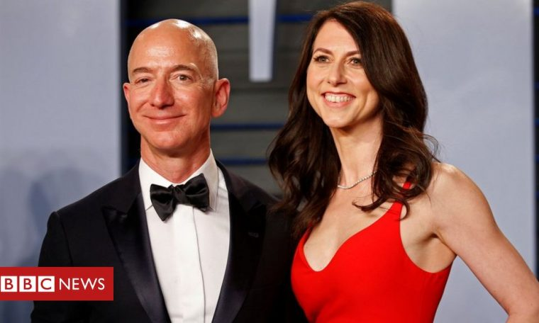 MacKenzie Scott donates $1.7bn since Amazon boss divorce
