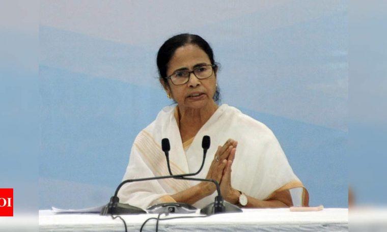 Mamata Banerjee thanks PM Modi for cooperation in tackling Covid crisis | India News
