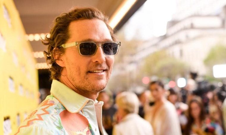 Matthew McConaughey tells fans to 'wear the damn mask' in new video
