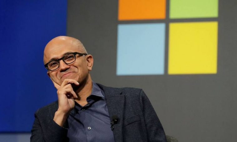 Microsoft sales boosted by both work and play from home