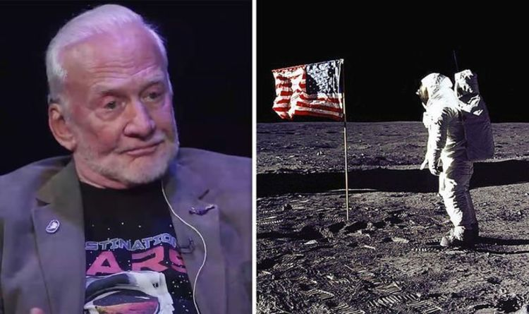 Moon landing: Buzz Aldrin's confession revealed after 50 years – 'It was so well staged' | Science | News
