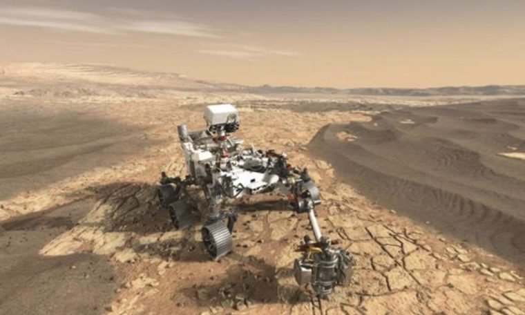 NASA readies launch of Mars rover to look for signs of past life, collect samples for return to Earth
