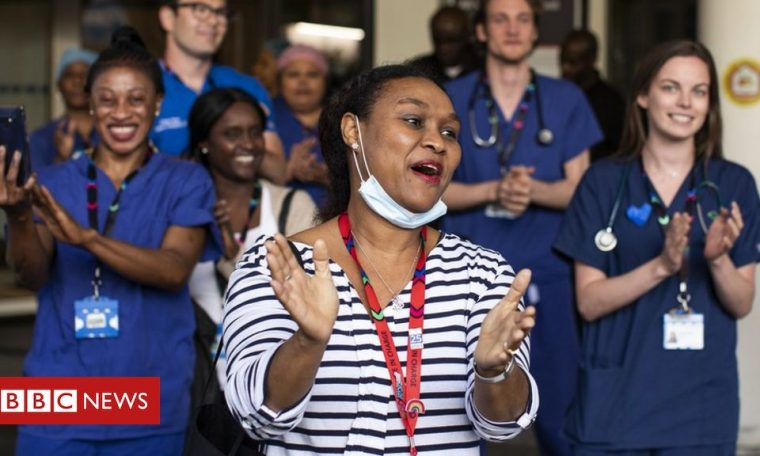 NHS anniversary: PM to join nationwide clap to celebrate health service
