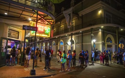 New Orleans shuts down bars, again, and bans go cups at restaurants amid coronavirus uptick   Coronavirus