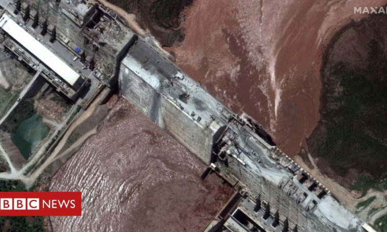 Nile dam dispute: Ethiopia, Egypt and Sudan agree to resume talks