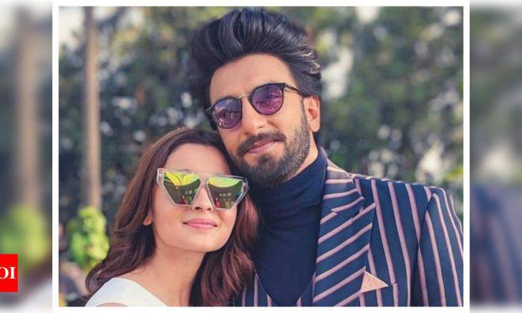 Watch: THIS throwback video of Alia Bhatt singing praise of her 'Gully Boy' co-star Ranveer Singh is too sweet for words | Hindi Movie News