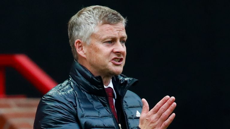 Manchester United manager Ole Gunnar Solskjaer says there is a 'narrative' his side received favourable VAR decisions