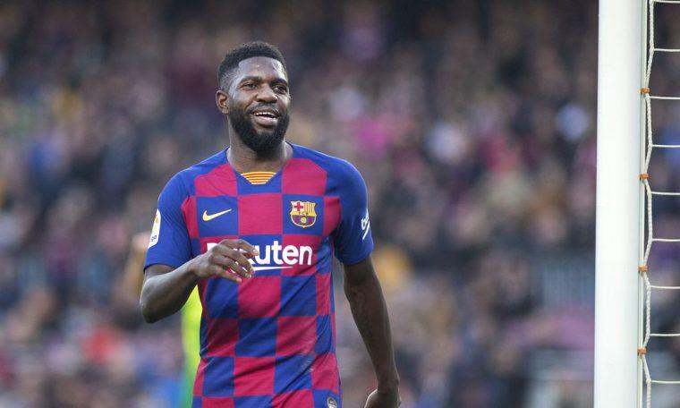 Papers: Samuel Umtiti to leave, Barcelona's Lautaro Martinez options