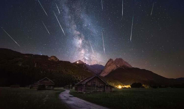 Perseid meteor shower 2020: When is the Perseid meteor shower and when does it peak? | Science | News