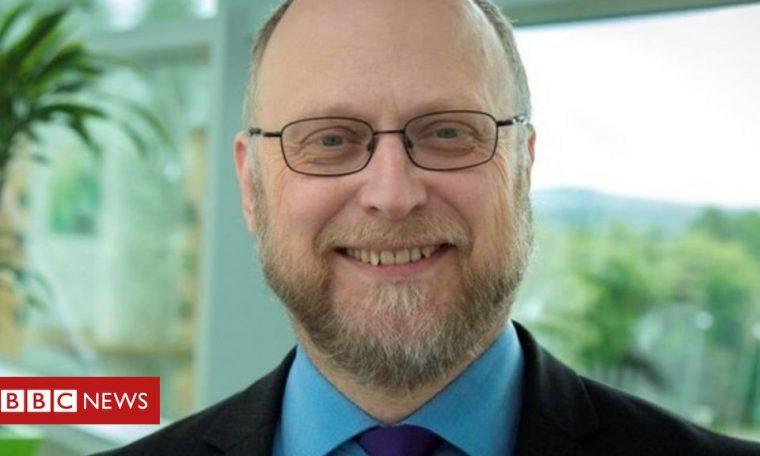 Phil Evans: Briton to take top weather satellite agency job