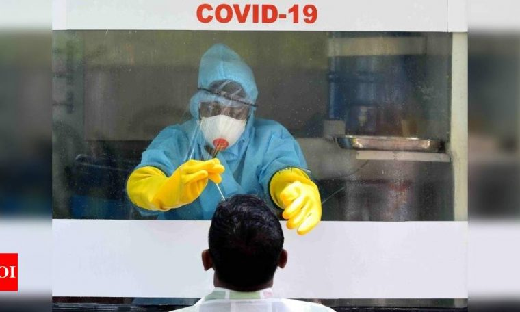 Rapid rise in Covid cases not just due to increased testing   India News