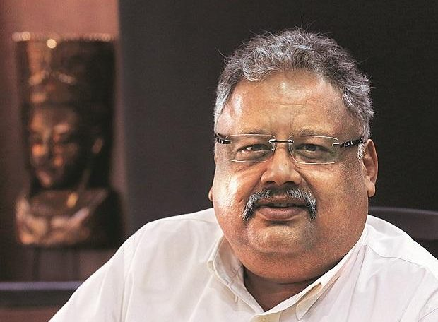 Markets may correct in the short term. But in a bull market the correction is always sharp, swift and short-lived: Rakesh Jhunjunwala