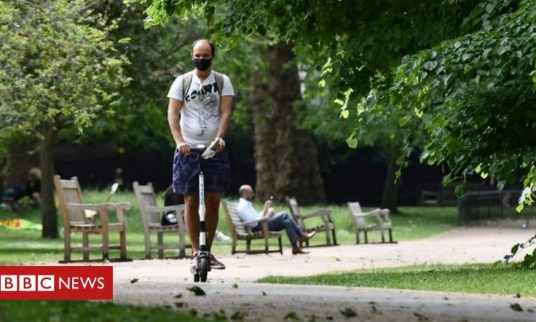 Rental e-scooters to be made legal on roads in Great Britain from Saturday
