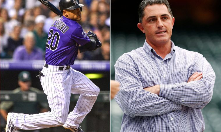 Rockies GM supports Ian Desmond's choice to sit out 2020 season