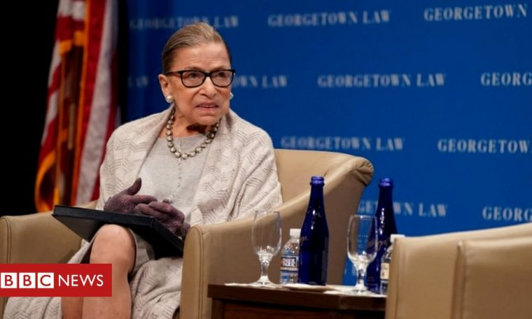Ruth Bader Ginsburg: Supreme court justice has cancer again
