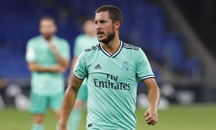Real Madrid announce squad for La Liga match against Alaves