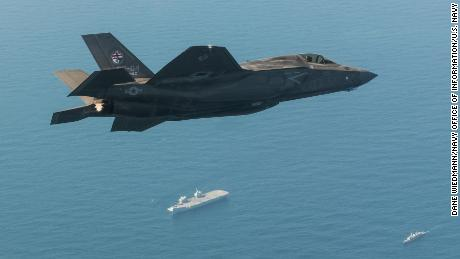 Prosecutors said Yeo targeted information on the US F-35B aircraft.