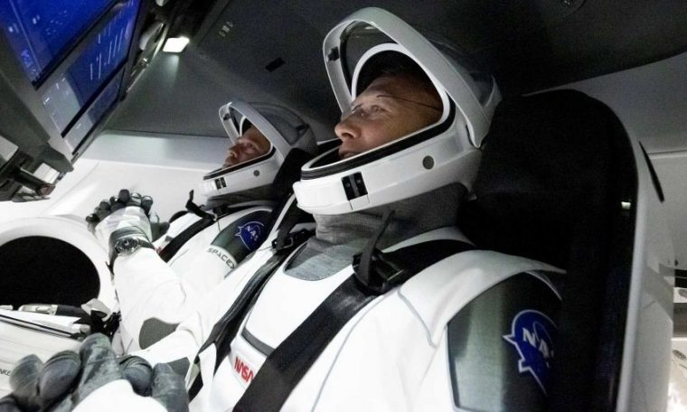 SpaceX set to bring NASA astronauts back to Earth on August 2nd